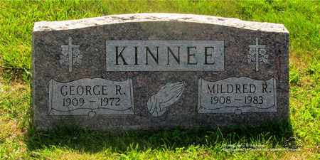 KINNEE, MILDRED R. - Lucas County, Ohio | MILDRED R. KINNEE - Ohio Gravestone Photos