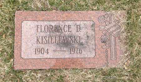 KISIELEWSKI, FLORENCE D. - Lucas County, Ohio | FLORENCE D. KISIELEWSKI - Ohio Gravestone Photos