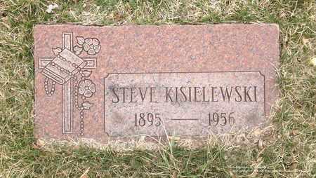 KISIELEWSKI, STEVE - Lucas County, Ohio | STEVE KISIELEWSKI - Ohio Gravestone Photos