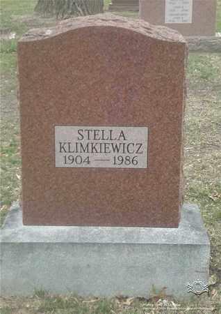WALEROWICZ KLIMKIEWICZ, STELLA - Lucas County, Ohio | STELLA WALEROWICZ KLIMKIEWICZ - Ohio Gravestone Photos