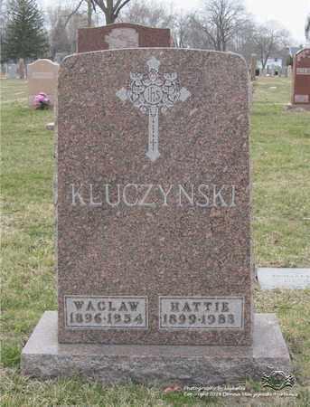 KLUCZYNSKI, WACLAW - Lucas County, Ohio | WACLAW KLUCZYNSKI - Ohio Gravestone Photos