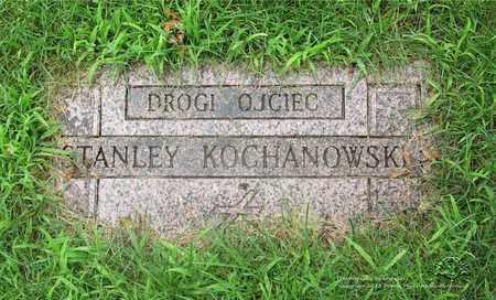 KOCHANOWSKI, STANLEY - Lucas County, Ohio | STANLEY KOCHANOWSKI - Ohio Gravestone Photos