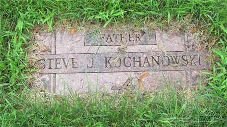 KOCHANOWSKI, STEVE J. - Lucas County, Ohio | STEVE J. KOCHANOWSKI - Ohio Gravestone Photos