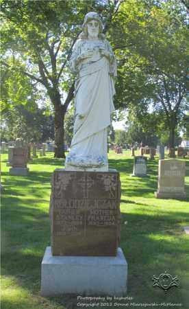 KOLODZIEJCZAK, PRAXEDA - Lucas County, Ohio | PRAXEDA KOLODZIEJCZAK - Ohio Gravestone Photos