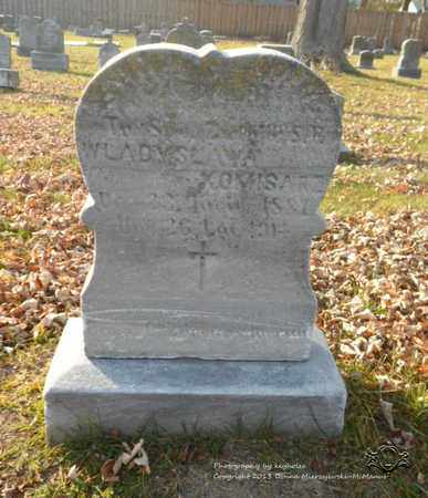 KOMISZARZ, WLADSYLAW - Lucas County, Ohio | WLADSYLAW KOMISZARZ - Ohio Gravestone Photos