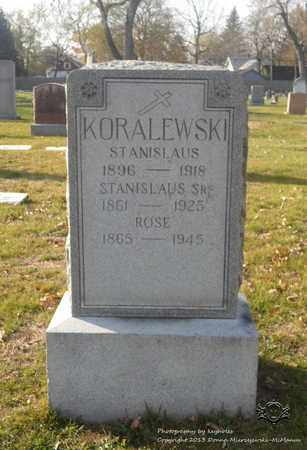 KORALEWSKI, ROSE - Lucas County, Ohio | ROSE KORALEWSKI - Ohio Gravestone Photos