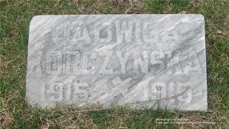 KORCZYNSKA, JADWIGA - Lucas County, Ohio | JADWIGA KORCZYNSKA - Ohio Gravestone Photos