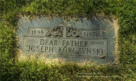 KORCZYNSKI, JOSEPH - Lucas County, Ohio | JOSEPH KORCZYNSKI - Ohio Gravestone Photos