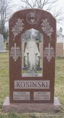 KOSINSKI, THEODORE - Lucas County, Ohio | THEODORE KOSINSKI - Ohio Gravestone Photos