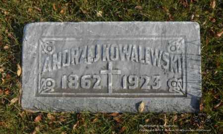 KOWALESKI, ANDREZEJ - Lucas County, Ohio | ANDREZEJ KOWALESKI - Ohio Gravestone Photos