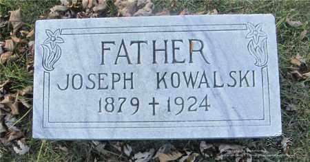 KOWALSKI, JOSEPH - Lucas County, Ohio | JOSEPH KOWALSKI - Ohio Gravestone Photos