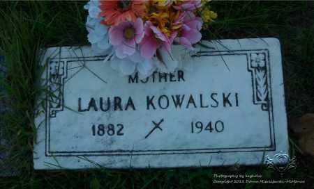 KOWALSKI, LAURA - Lucas County, Ohio | LAURA KOWALSKI - Ohio Gravestone Photos