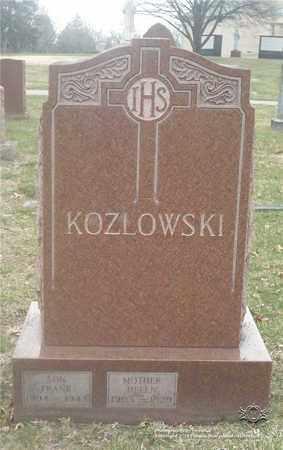 MAJEWSKI KOZLOWSKI, HELEN - Lucas County, Ohio | HELEN MAJEWSKI KOZLOWSKI - Ohio Gravestone Photos