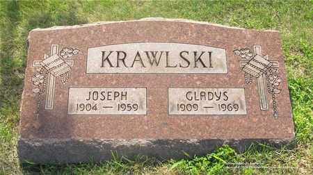 KRAWLSKI, JOSEPH - Lucas County, Ohio | JOSEPH KRAWLSKI - Ohio Gravestone Photos