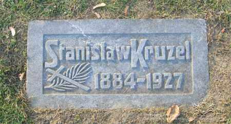 KRUZEL, STANISLAW - Lucas County, Ohio | STANISLAW KRUZEL - Ohio Gravestone Photos
