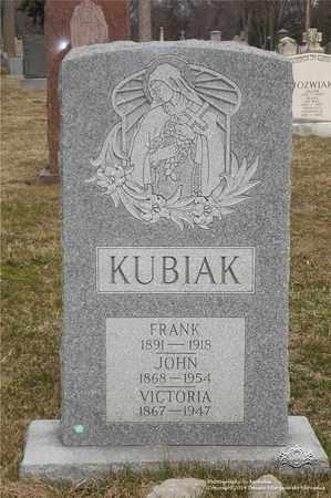 KUBIAK, VICTORIA - Lucas County, Ohio | VICTORIA KUBIAK - Ohio Gravestone Photos