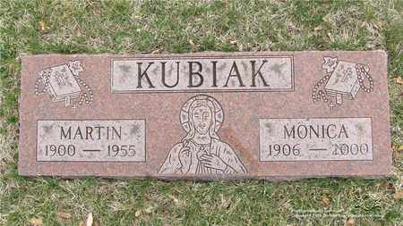 KUBIAK, MONICA - Lucas County, Ohio | MONICA KUBIAK - Ohio Gravestone Photos