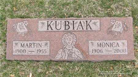 KUBIAK, MARTIN - Lucas County, Ohio | MARTIN KUBIAK - Ohio Gravestone Photos