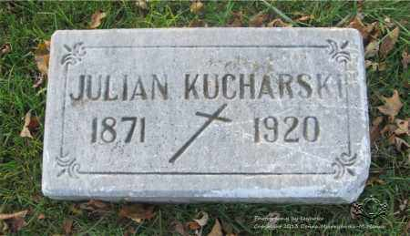 KUCHARSKI, JULIAN - Lucas County, Ohio | JULIAN KUCHARSKI - Ohio Gravestone Photos