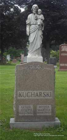KUCHARSKI, MARTHA - Lucas County, Ohio | MARTHA KUCHARSKI - Ohio Gravestone Photos