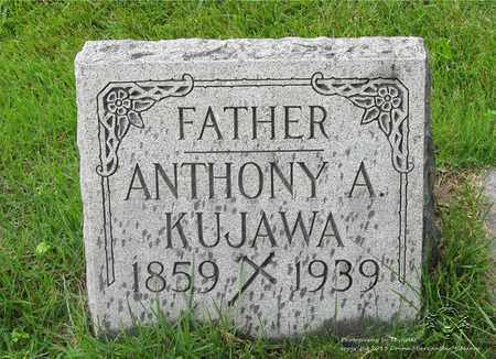 KUJAWA, ANTHONY A. - Lucas County, Ohio | ANTHONY A. KUJAWA - Ohio Gravestone Photos