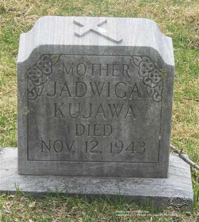 GAWRONSKI KUJAWA, JADWIGA - Lucas County, Ohio | JADWIGA GAWRONSKI KUJAWA - Ohio Gravestone Photos
