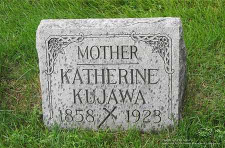 KUJAWA, KATHERINE - Lucas County, Ohio | KATHERINE KUJAWA - Ohio Gravestone Photos