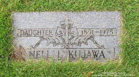 KUJAWA, NELL L. - Lucas County, Ohio | NELL L. KUJAWA - Ohio Gravestone Photos