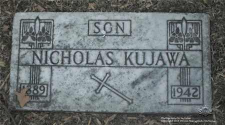 KUJAWA, NICHOLAS - Lucas County, Ohio | NICHOLAS KUJAWA - Ohio Gravestone Photos
