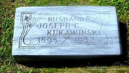 KUKAWINSKI, JOSEPH C. - Lucas County, Ohio | JOSEPH C. KUKAWINSKI - Ohio Gravestone Photos