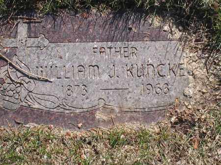 KUNCKEL, WILLIAM - Lucas County, Ohio | WILLIAM KUNCKEL - Ohio Gravestone Photos