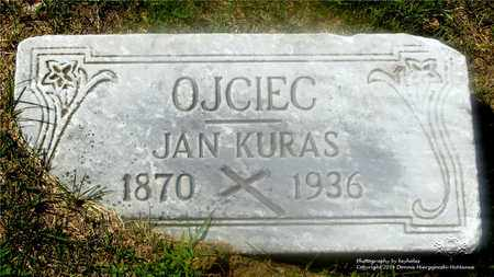 KURAS, JAN - Lucas County, Ohio | JAN KURAS - Ohio Gravestone Photos