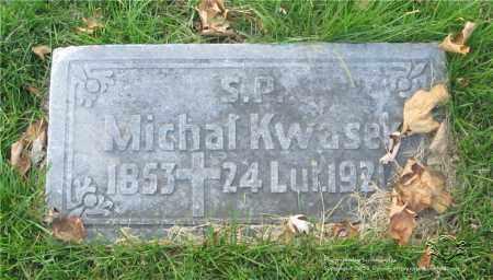 KWASEK, MICHAL - Lucas County, Ohio | MICHAL KWASEK - Ohio Gravestone Photos