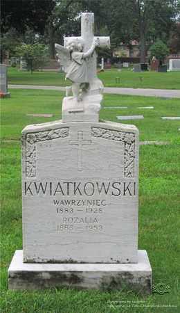 AUGUSTYNIAK KWIATKOWSKI, ROZALIA - Lucas County, Ohio | ROZALIA AUGUSTYNIAK KWIATKOWSKI - Ohio Gravestone Photos