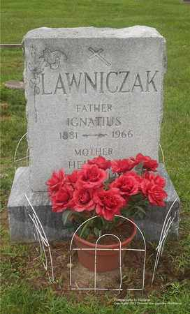 LAWNICZAK, IGNATIUS - Lucas County, Ohio | IGNATIUS LAWNICZAK - Ohio Gravestone Photos