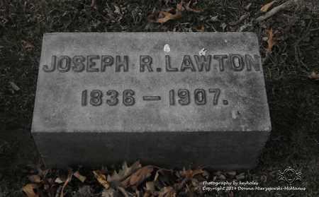 LAWTON, JOSEPH R. - Lucas County, Ohio | JOSEPH R. LAWTON - Ohio Gravestone Photos