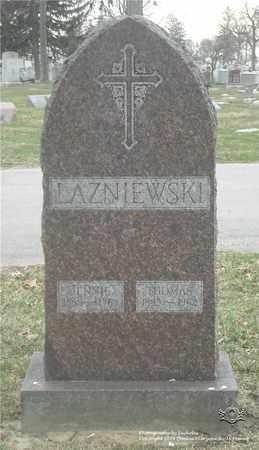LAZNIEWSKI, THOMAS - Lucas County, Ohio | THOMAS LAZNIEWSKI - Ohio Gravestone Photos