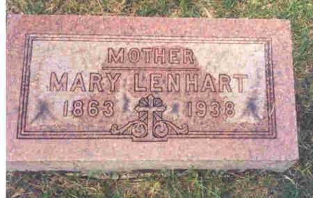 LENHART, MARIA R. - Lucas County, Ohio | MARIA R. LENHART - Ohio Gravestone Photos