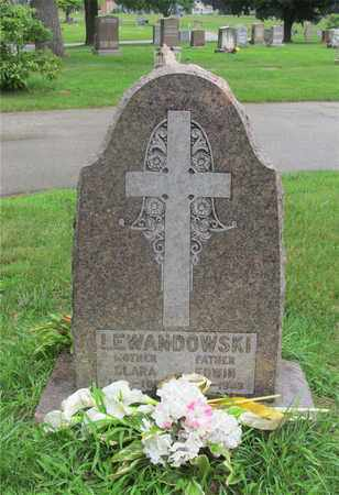 LEWANDOWSKI, EDWIN - Lucas County, Ohio | EDWIN LEWANDOWSKI - Ohio Gravestone Photos