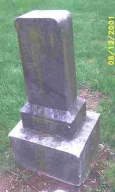 LUCE, ABRAHAM - Lucas County, Ohio   ABRAHAM LUCE - Ohio Gravestone Photos