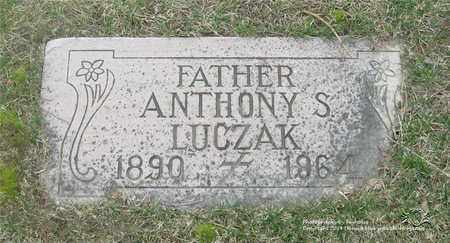LUCZAK, ANTHONY - Lucas County, Ohio | ANTHONY LUCZAK - Ohio Gravestone Photos