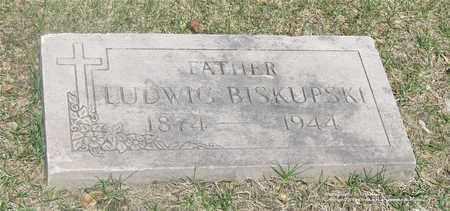 BISKUPSKI, LUDWIG - Lucas County, Ohio | LUDWIG BISKUPSKI - Ohio Gravestone Photos
