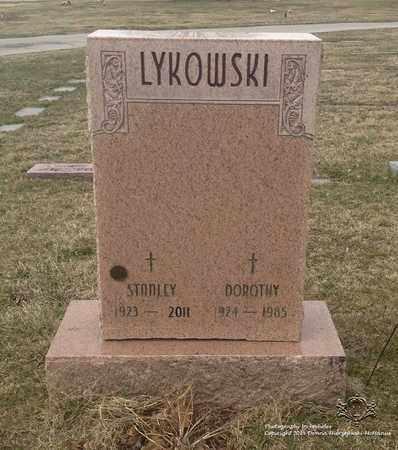 LYKOWSKI, DOROTHY - Lucas County, Ohio | DOROTHY LYKOWSKI - Ohio Gravestone Photos
