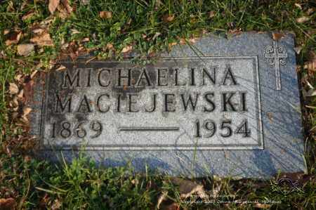 MACIEJEWSKI, MICHAELINA - Lucas County, Ohio | MICHAELINA MACIEJEWSKI - Ohio Gravestone Photos