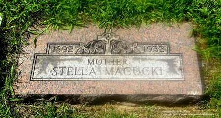 MACUCKI, STELLA - Lucas County, Ohio | STELLA MACUCKI - Ohio Gravestone Photos
