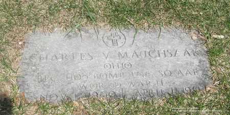 MAJCHSZAK, CHARLES V. - Lucas County, Ohio | CHARLES V. MAJCHSZAK - Ohio Gravestone Photos