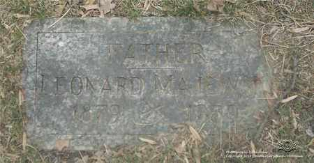MAJEWSKI, LEONARD - Lucas County, Ohio | LEONARD MAJEWSKI - Ohio Gravestone Photos