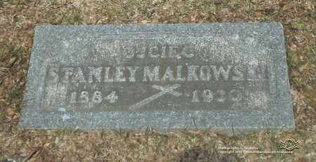 MALKOWSKI, STANLEY - Lucas County, Ohio | STANLEY MALKOWSKI - Ohio Gravestone Photos