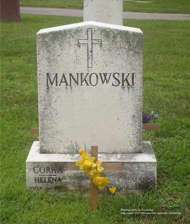 MANKOWSKI, CLEMENS - Lucas County, Ohio | CLEMENS MANKOWSKI - Ohio Gravestone Photos