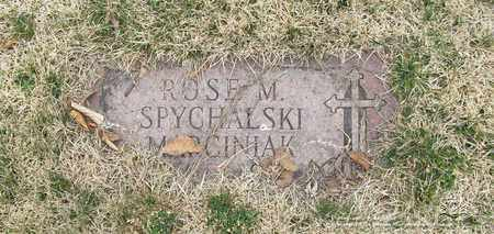 SPYCHALSKI-MARCINIAK, ROSE MARY - Lucas County, Ohio | ROSE MARY SPYCHALSKI-MARCINIAK - Ohio Gravestone Photos